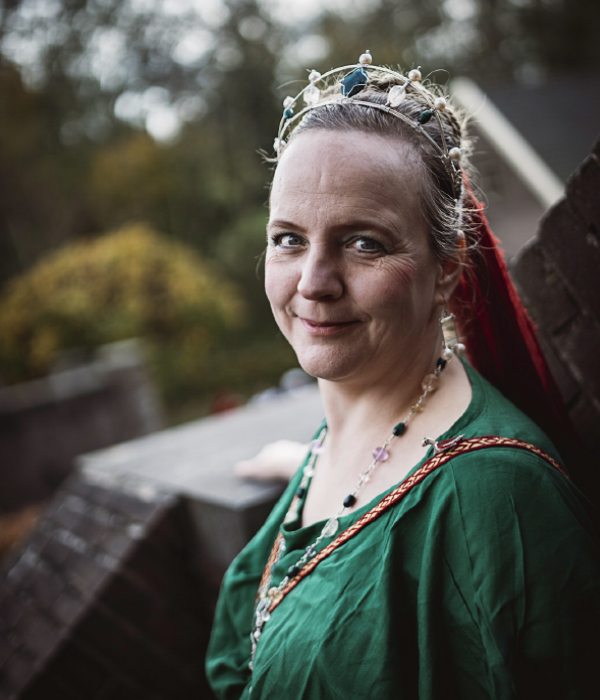 Freiherrin Anna Syveken